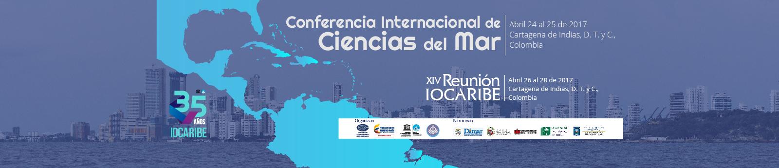 Conferencia Internacional de Ciencias del Mar 2017