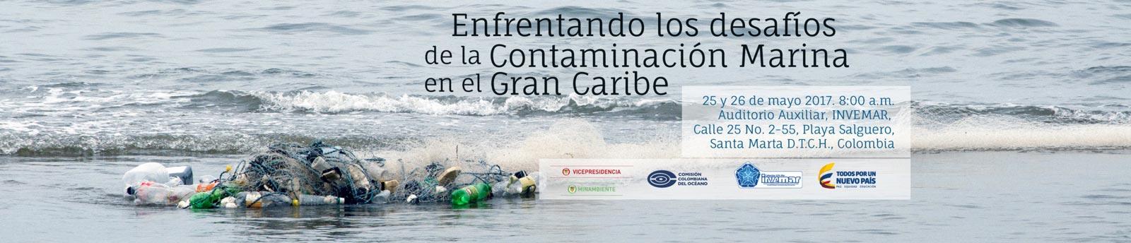 """Primer Taller: """"Enfrentando los desafíos de la contaminación marina en el Gran Caribe"""""""
