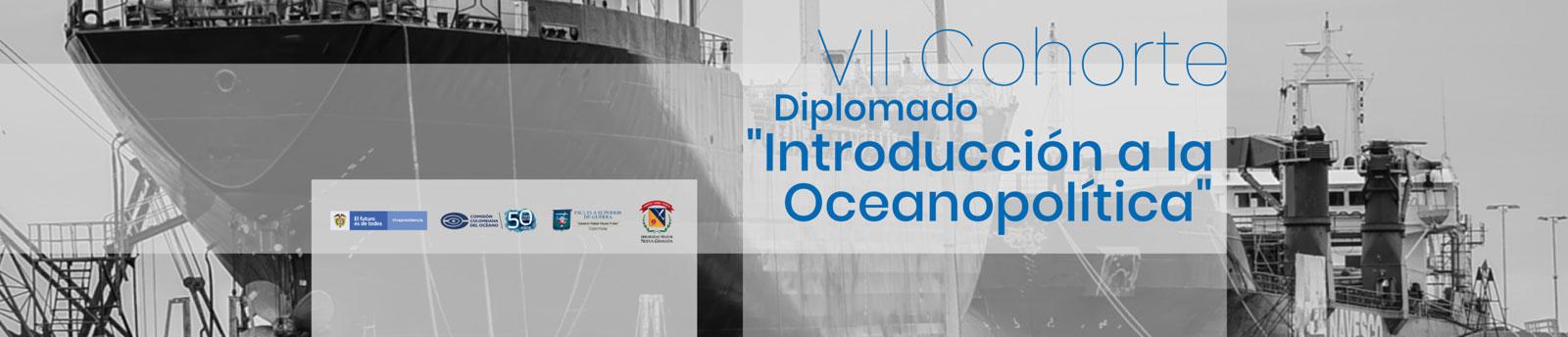 Comienzan las inscripciones para el Diplomado: Introducción a la Oceanopolítica