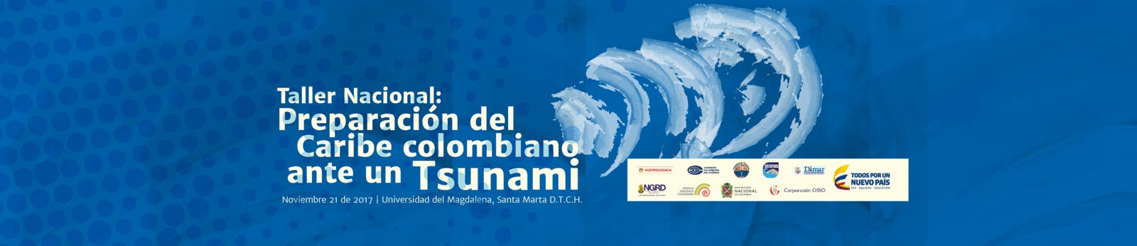 Preparación del Caribe colombiano ante un Tsunami
