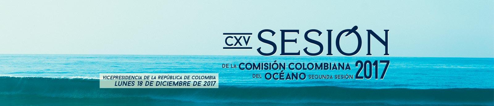 En Bogotá se realizará la Segunda Sesión de la Comisión Colombiana del Océano en el 2017