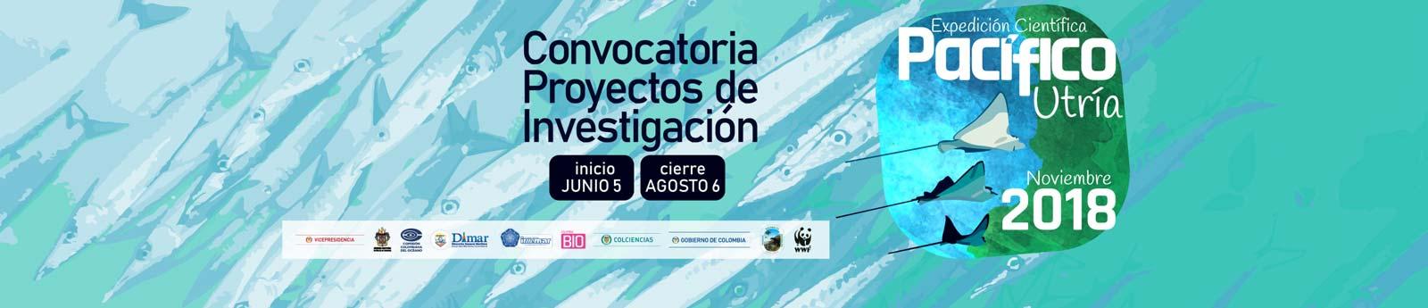 Abierta la convocatoria de proyectos de investigación para la expedición científica Pacífico Utría 2018