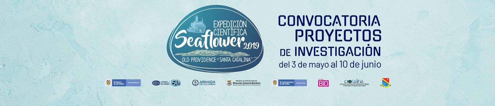 Convocatoria Expedición Científica Seaflower 2019, Old Providence y Santa Catalina