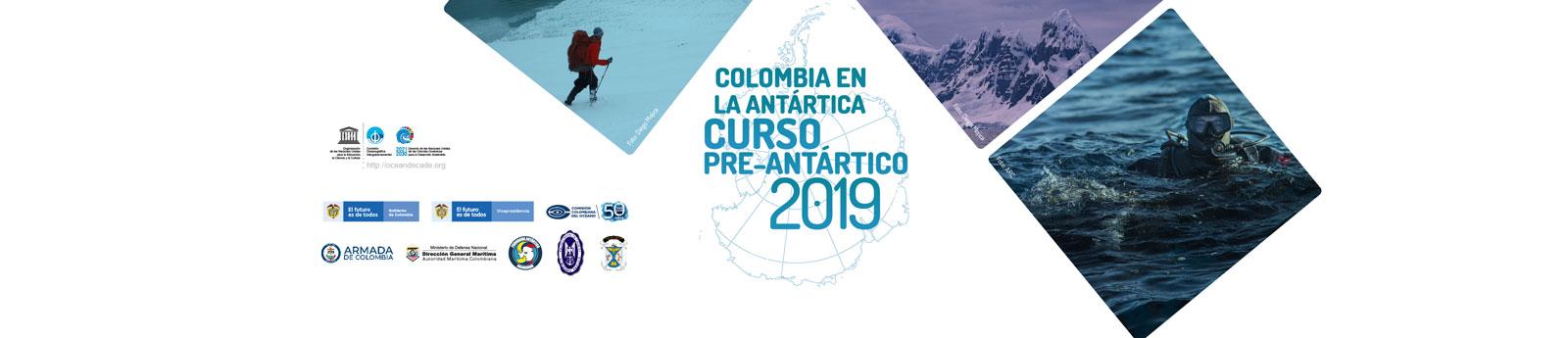 Alístate amigo expedicionario porque ya viene la versión 2019 del curso Pre- Antártico