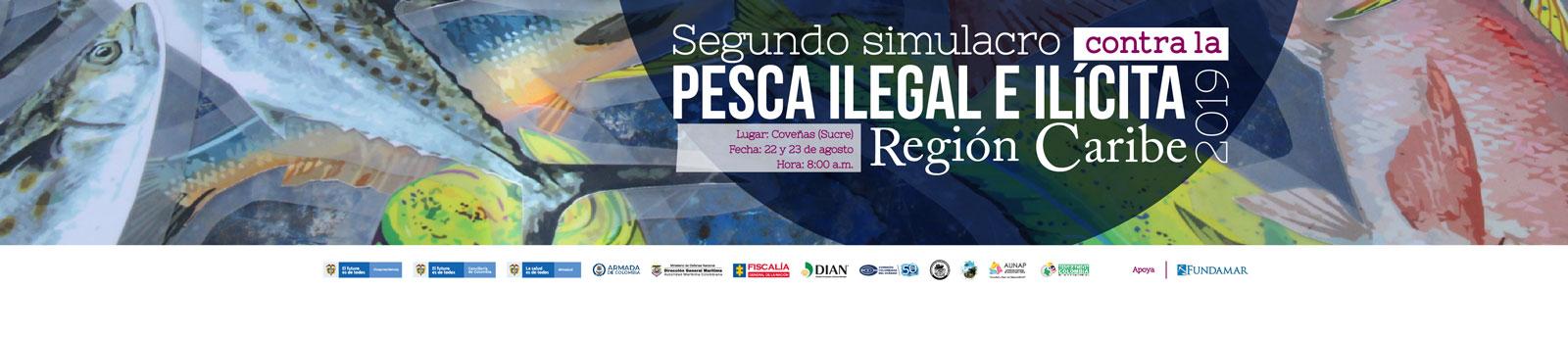 Coveñas realizará el segundo simulacro del año contra la pesca ilegal e ilícita