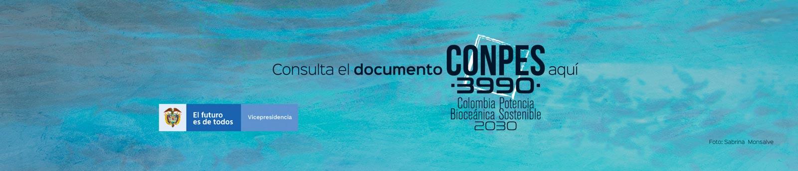 Consulta el documento CONPES - Colombia Potencia Bioceánica Sostenible 2030