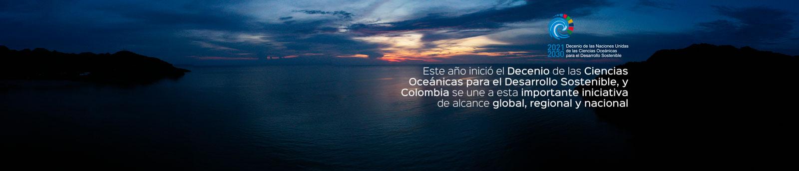 Decenio de las Ciencias Oceánicas para el Desarrollo Sostenible 2021-2030